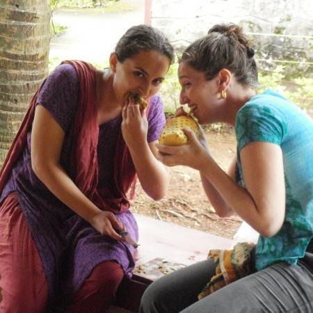 משלחת תלמידים לקירלה שבהודו
