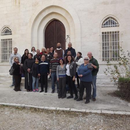 סיור בקורס של פינו דה לוציו 2014