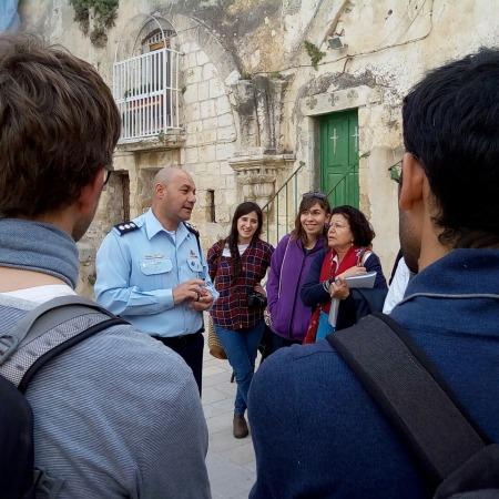 קורס קהילות דתיות והמרחב הדתי בירושלים בימינו תשעז